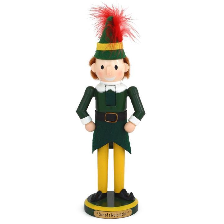 Buddy the Elf Son of a Nutcracker for a Christmas movie quiz