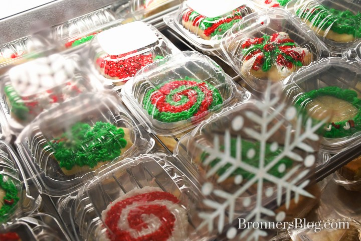 Bronner's Signature Sugar Cookies