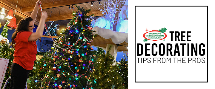 Pro Tree-Decorating Tips From Bronner's
