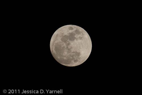 Moon – 700mm