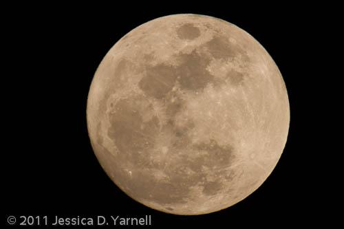 Moon – 1400mm