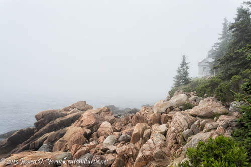 Bass Harbor Lighthouse, Acadia National Park