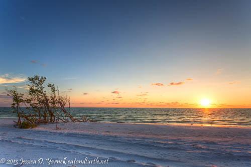 Sunset at North Beach