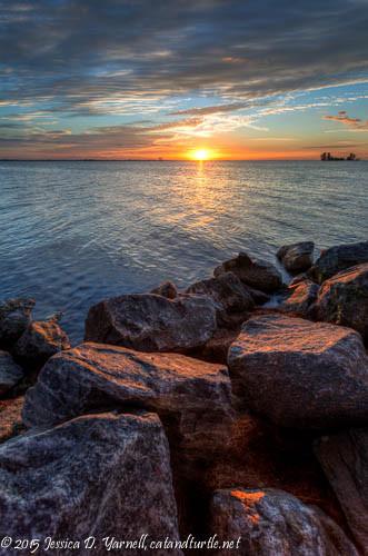 Parrish Park Sunrise