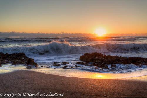 Shell Beach Sunrise