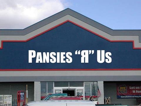 Pansies R Us
