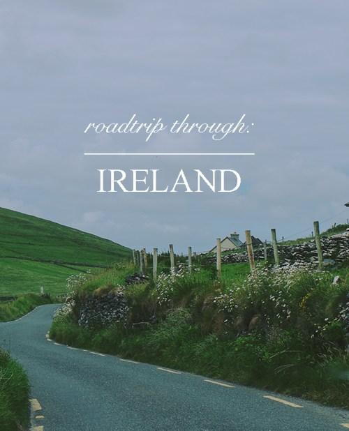 Slea Head Drive; Wild Atlantic Way, West Ireland