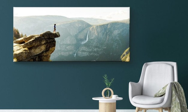How to Get the Best Size For Canvas Print