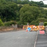 Western Power Distribution's 'improvement' to Westcroft Road