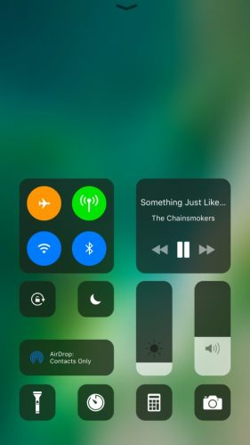 ControlCenterXI Tweak