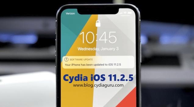 cydia ios 11.2.5