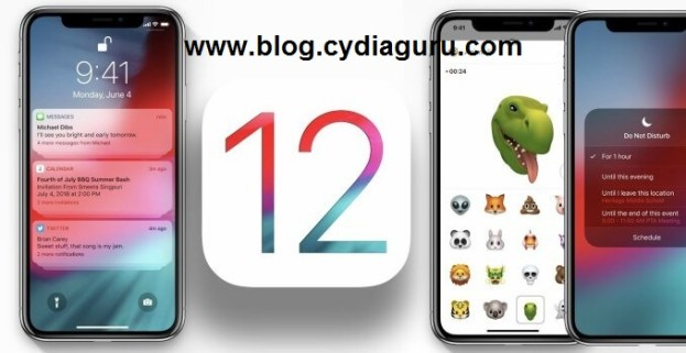 Cydia for iOS 12
