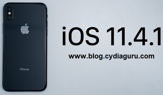 iOS 11.4.1 Download