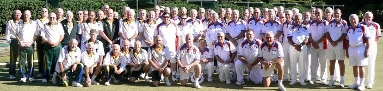 Pennant Hills and West Pennant Hills bowlers in the Challenge Cup 2013 tournament at WPH.