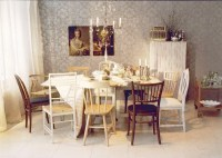 Design Squish Blog: A SET OF MISMATCHED DINING CHAIRS ...