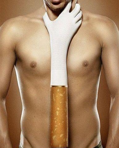 Očistite pluća od katrana i toksina