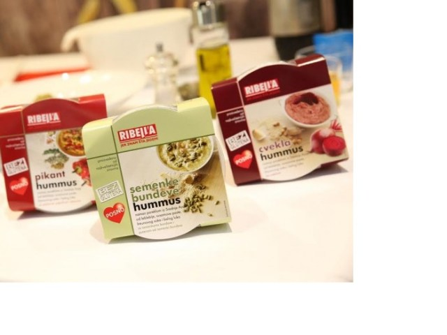 Prijedlog za vašu kuhinju – namaz humus