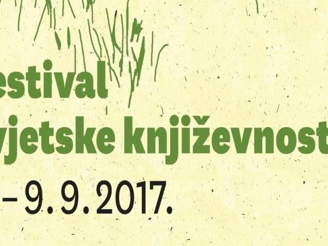 5. Festival Svjetske Književnosti 2017 (Zagreb i Split)