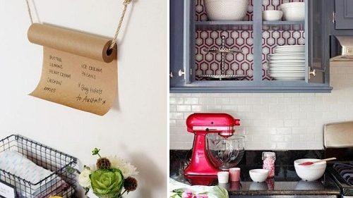 Kreativne ideje za kuhinju