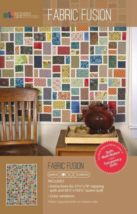 Patterns-Fabric Fusion by Modern Quilt Studio
