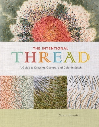cover of Intentional thready by Susan Brandeis