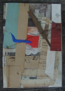 schwitters-faux-collage-i-37-x-14cm-found-material
