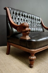 William Kent Style Settee