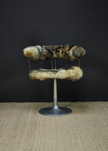 Fur Chairs
