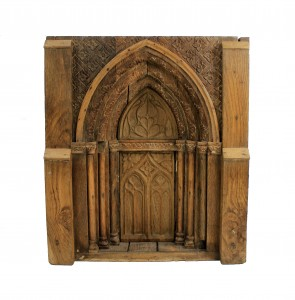 Carved Tabernacle