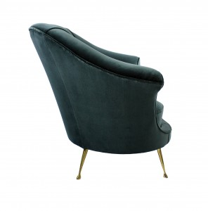 Sculptural Armchairs