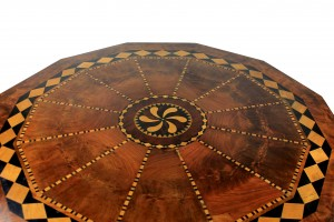 Dutch Marquetry Table