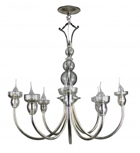 50's French Chandelier