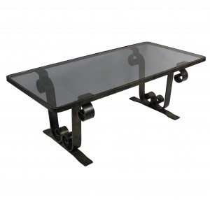 Fer Forge Table