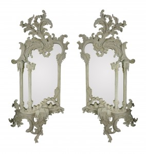 Chippendale Style Mirrors