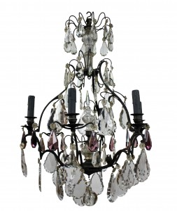 Cage Chandelier