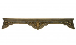 Antique Pelmet