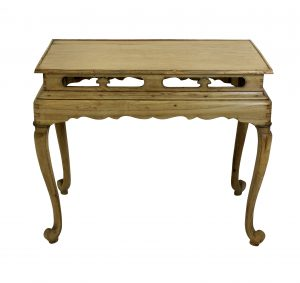 19th C Chinese Table