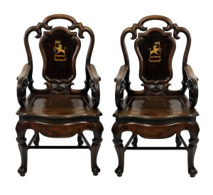 Anglo Chinese Chairs