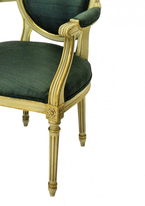 Louis XVI Style Chairs
