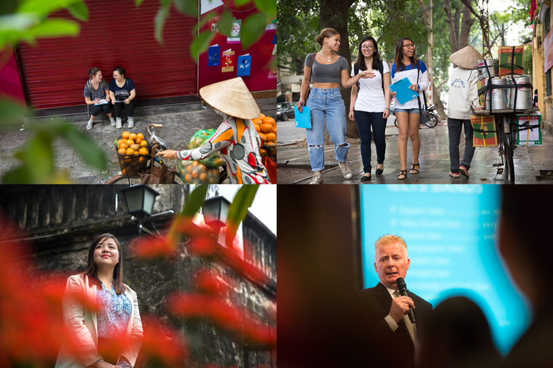 Advertising, Events and Portrait Photography in Hanoi Vietnam