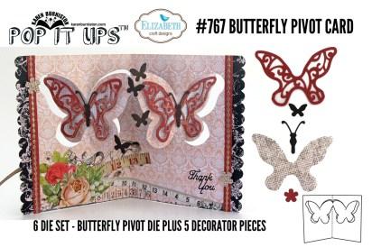 767 Butterfly Pivot NP