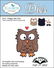 910 - Poppy the Owl