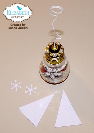 Sanna Lippert - be merry lightbulb