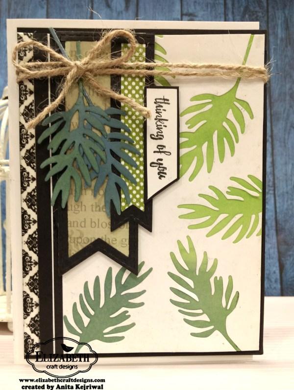 Negative Die Cut Card by Anita Kejriwal