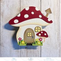 Mushroom Shaped Card New Release