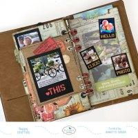 Happy Greenville Residents Planner Pages