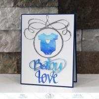 CAS Baby Love card