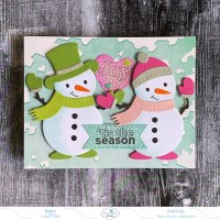 Joy 'Tis The Season Card