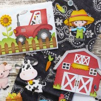 'Life is Better on the Farm' Collection | Technique Friday