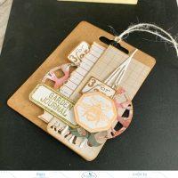Garden Journal Tag